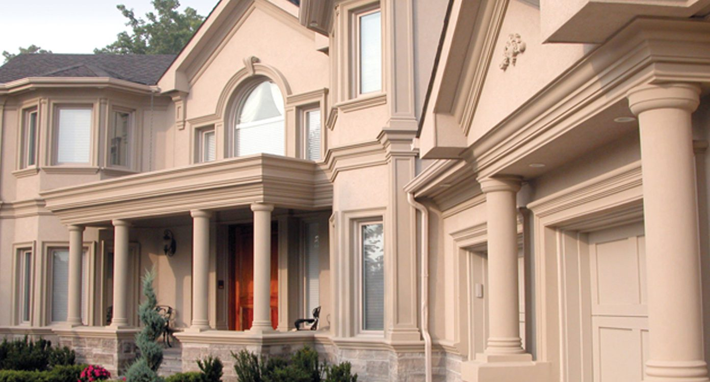 Moulding Services Stucco And Stone